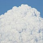 Pyroclastic Clouds From The King Fire 9-18-2014 by Laura Puglia
