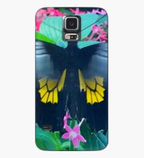 """""""Fluttering Beauty"""", Photo / Digital Painting Case/Skin for Samsung Galaxy"""
