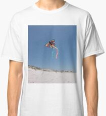 Butterfly Kite and Dunes Classic T-Shirt