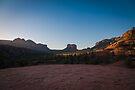 Sunrise in the Valley - Sedona Arizona by eegibson