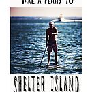 Shelter Island NY Poster by Degroom