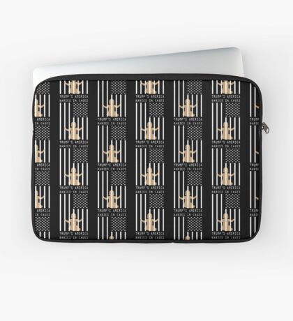 Babies in Cages Trumps America Laptop Sleeve