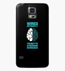 Wired - Tourette Syndrome Awareness Gift Case/Skin for Samsung Galaxy