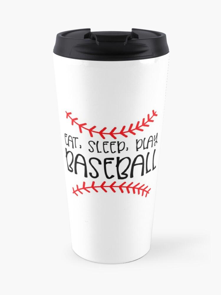 001ea0099d6 Baseball Lover Eat Sleep Play Mom Dad Softball Coach