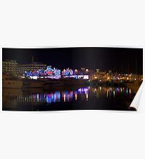 Casino Waters - Alicante Poster