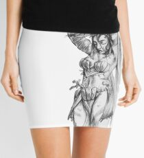 Elder Scrolls Nereid Mini Skirt