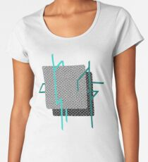 isometric Women's Premium T-Shirt