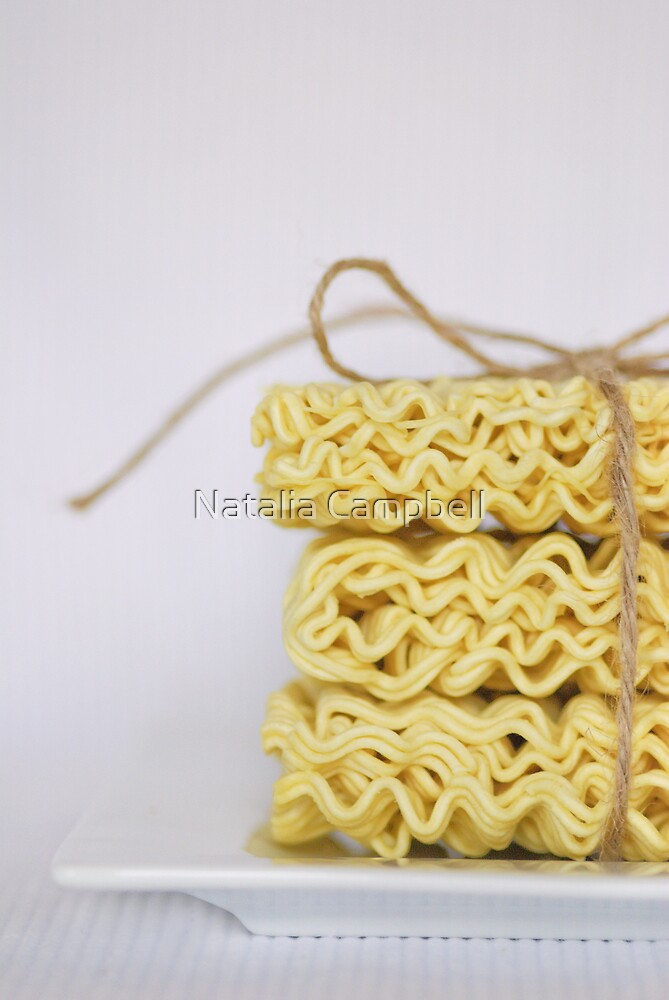 .noodles. by Natalia Campbell