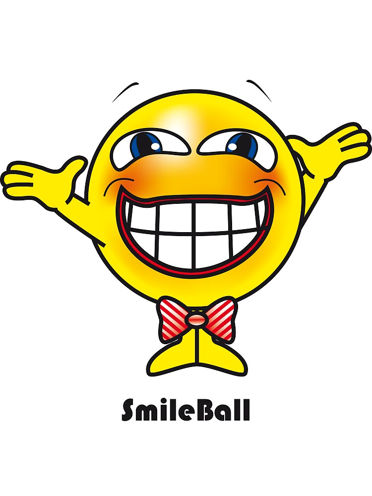 Smile Ball by brendonm
