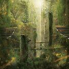 Leaving Kokiri (50 prints only!) by orioto