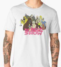 the big lez show sassy Men's Premium T-Shirt
