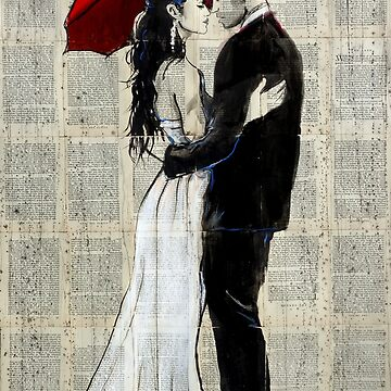 some rainy night by LouiJover