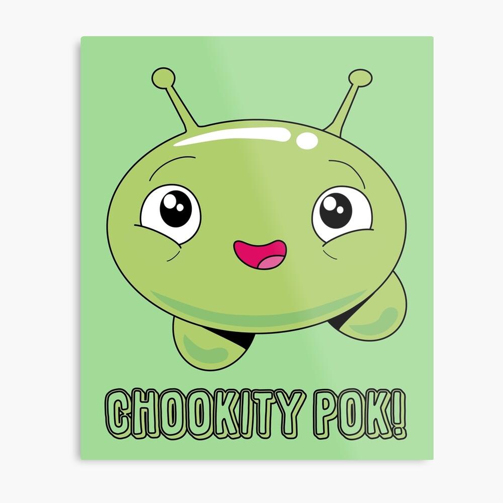 Mooncake Chookity Lámina metálica