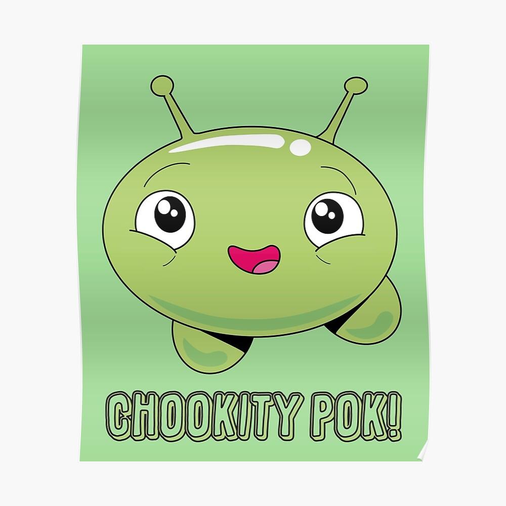 Mooncake Chookity Póster