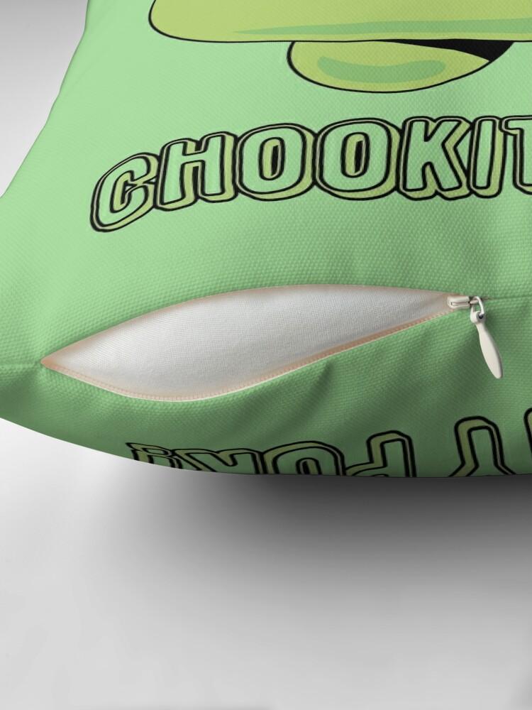 Vista alternativa de Cojines de suelo Mooncake Chookity