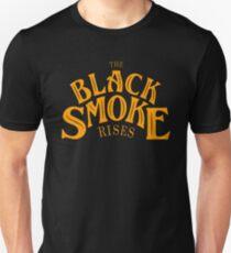 Black Smoke Rises From Greta Van Fleet Unisex T-Shirt