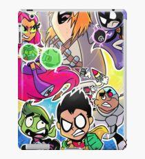 Teen Titans gehen! iPad-Hülle & Skin