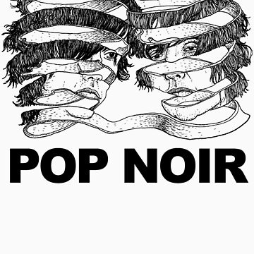 Pop Noir M.C. Eschirt by popnoir