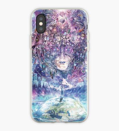 Quest For The Peak Experience iPhone Case