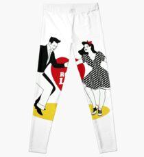 Rock N Roll Love Leggings