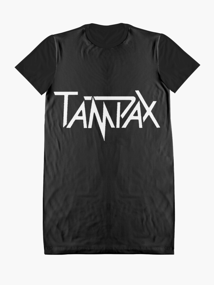 Alternative Ansicht von Tampax T-Shirt Kleid