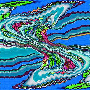 Trippy Waves by SpaghettiFarmer