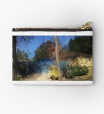 tilted Studio Pouch