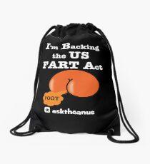 The US Fair and Reciprocal Tariff (FART) Act Drawstring Bag