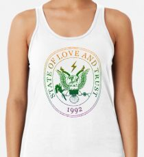 State of Love and Trust Women's Tank Top