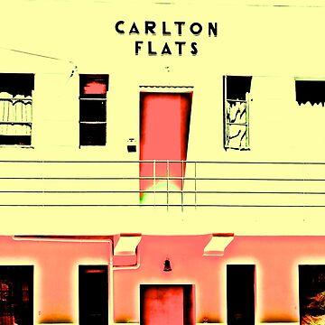 Cartoon Carlton Flats by brilightning