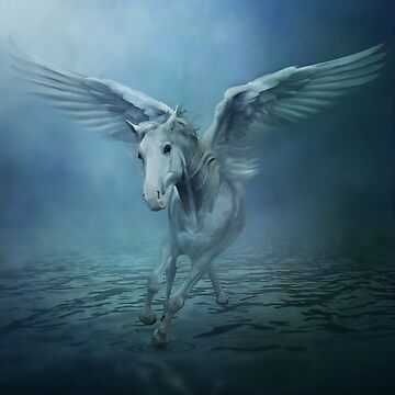 White Horse Wings by Cliff