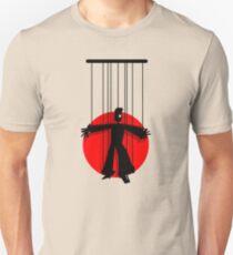 Puppet on strings Unisex T-Shirt