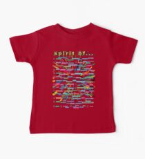 Positive Dictionary - English : Color 3 Kids Clothes