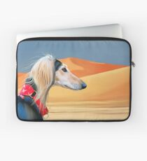 Saluki Huntress Laptop Sleeve