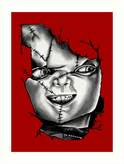Chucky Face