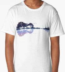 Nature Guitar Long T-Shirt