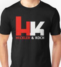 Heckler und Koch Slim Fit T-Shirt
