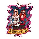 Death Becomes Her by Tally Todd
