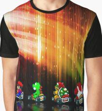 Super Mario Kart pixel art Graphic T-Shirt