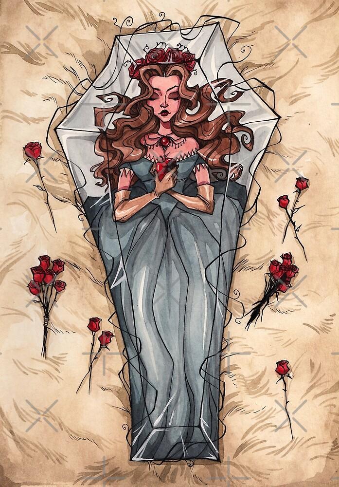 Sleeping Death by Tally Todd