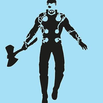 God of Thunder by the-minimalist