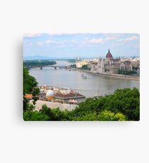 Budapest Leinwanddruck