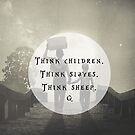 Think Children Q by Mark Salmon