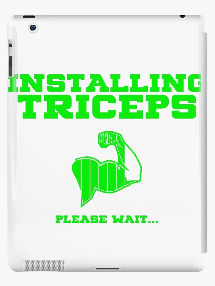 Installing Triceps Please Wait by LifestyleLion