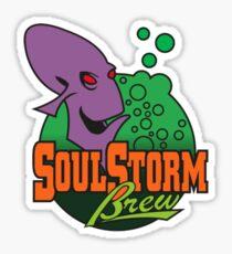 SoulStorm Brew - Oddworld Sticker