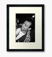 Dennis Framed Print
