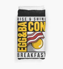 Egg & Bacon Duvet Cover