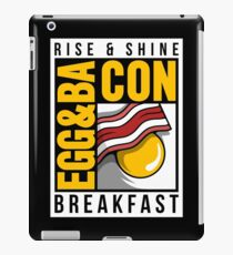 Egg & Bacon iPad Case/Skin
