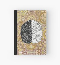 Big Brain Hardcover Journal