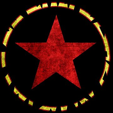 Red Star Design by Rebellion-10